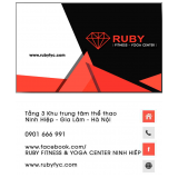 Ruby Fitness - Yoga Center
