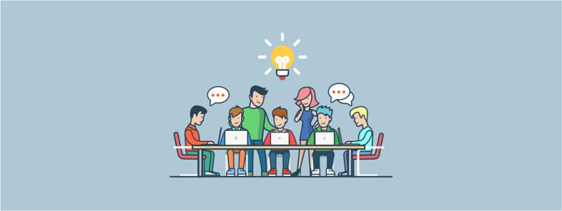 Group Brainstorming – động não nhóm