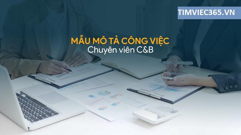 Chuyên viên C&B (Compensation & Benefits)