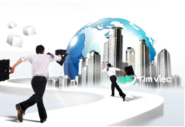 tìm việc làm nhanh tại kênh timviec365.vn