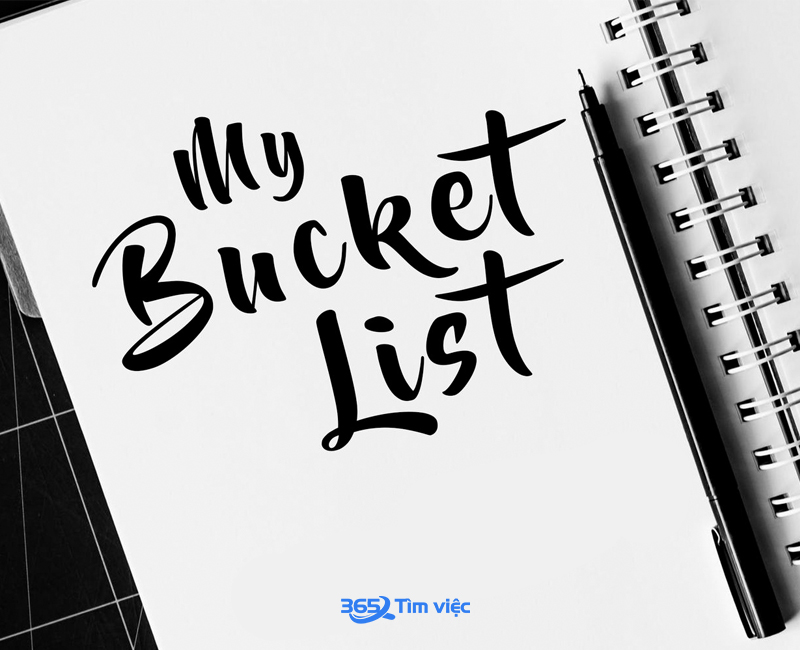 Nguồn gốc Bucket list