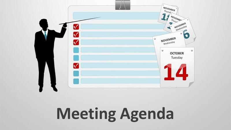 Cách tạo Agenda hoàn hào!