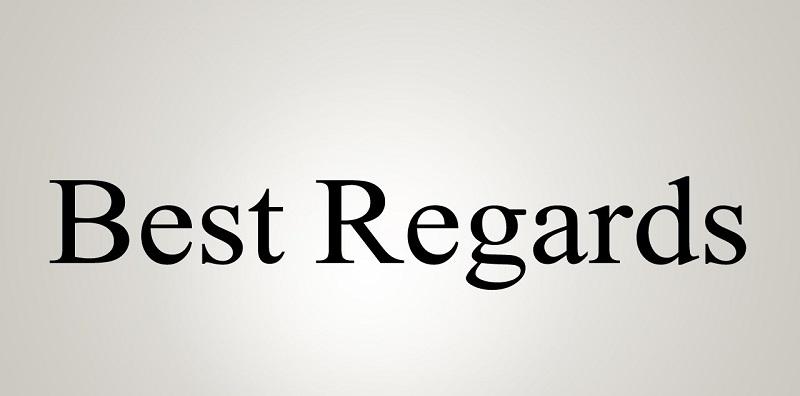 Điểm khác Kind regards với Best regards là gì?
