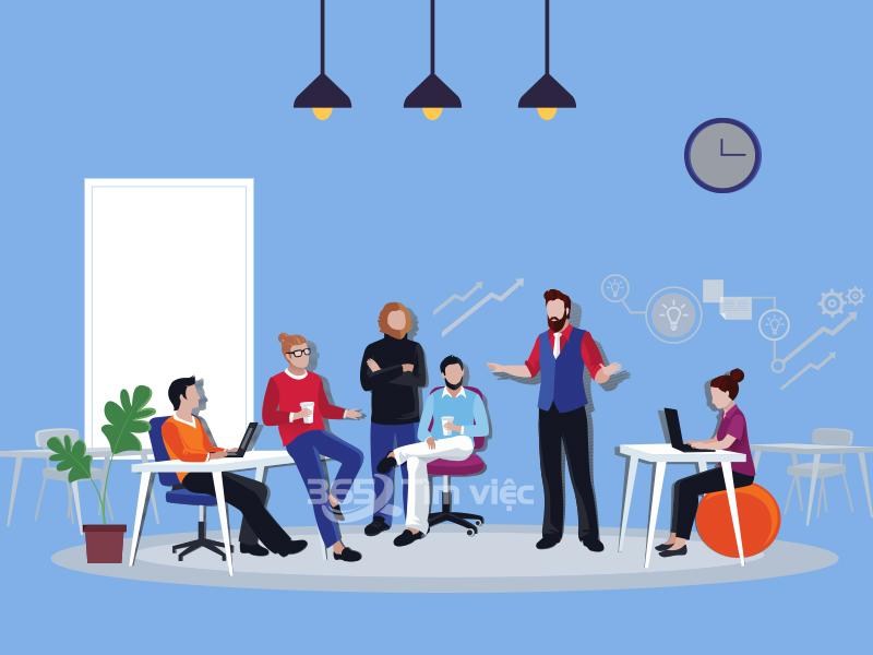 BP.O thích hợp cho mảng hoạt động giải trí và sinh hoạt nào của doanh nghiệp?
