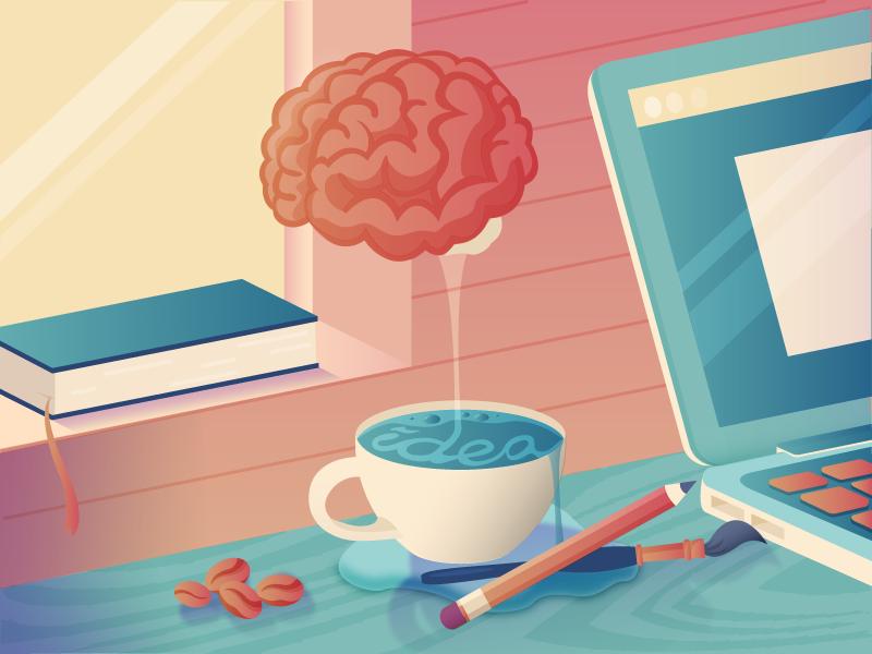 Individual Brainstorming – động não thành viên