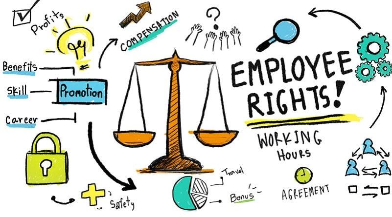 một số quy định trong luật lao động