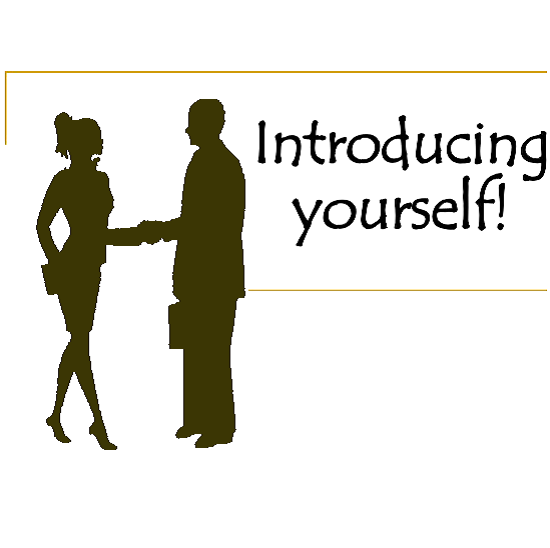 introducing yourself in french Learning the proper way to introduce yourself (and others) in french will help you get off a good start as a french language learner anyone to speak with, introduce yourself to me, record it and share it in our facebook group the french talk i would love to meet you.