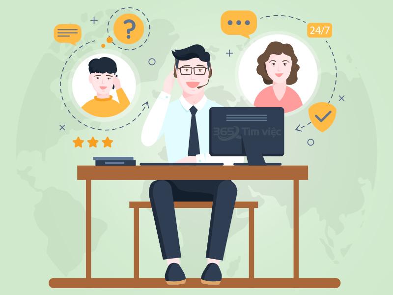 Tìm việc làm Telesales, tin tuyển dụng 01/2021 - Timviec365.vn