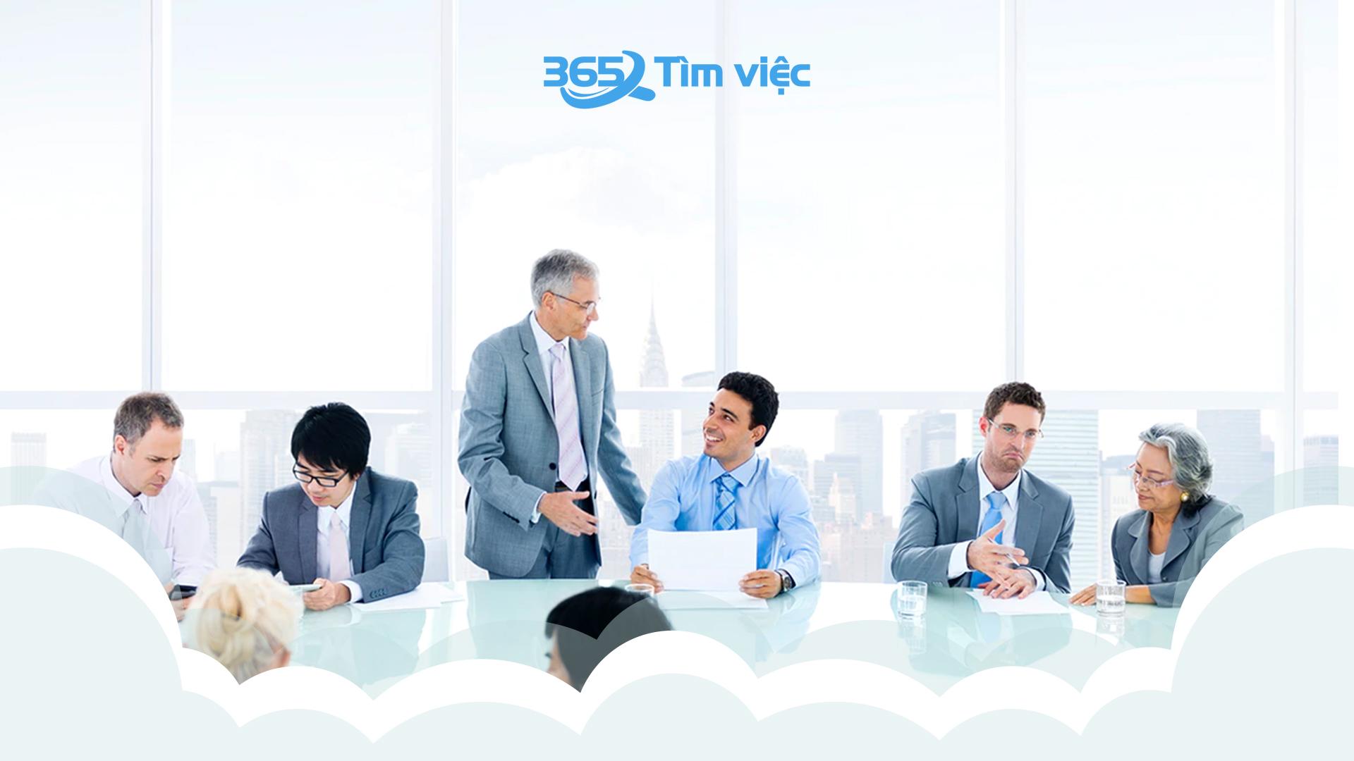 Cách trình bày thông tin kinh nghiệm làm việc trong CV HR Specialist
