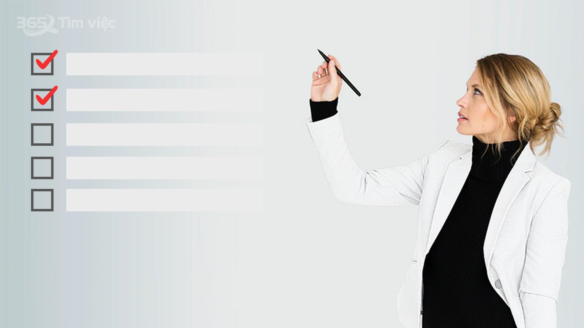 CV giám sát bán hàng có vai trò rất quan trọng khi đi xin việc