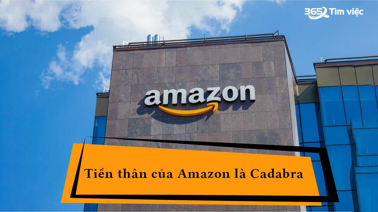 Trang web Amazon hoạt động như thế nào?