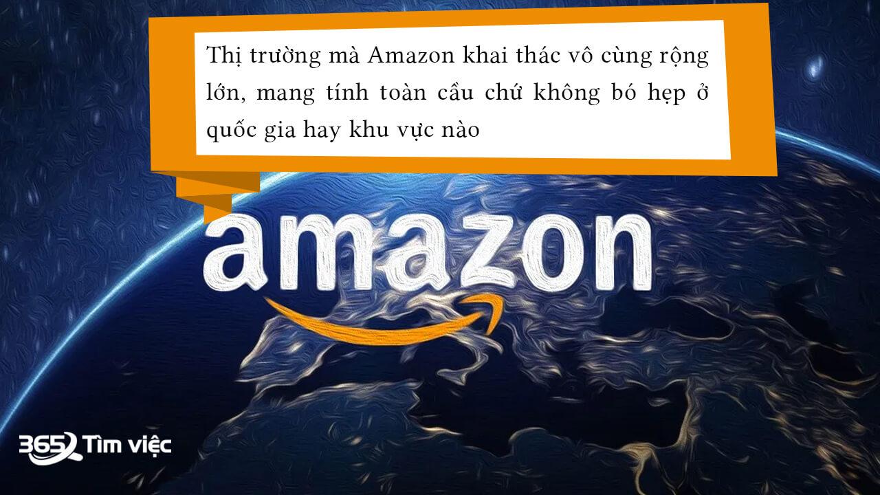Amazon thành công do đâu?
