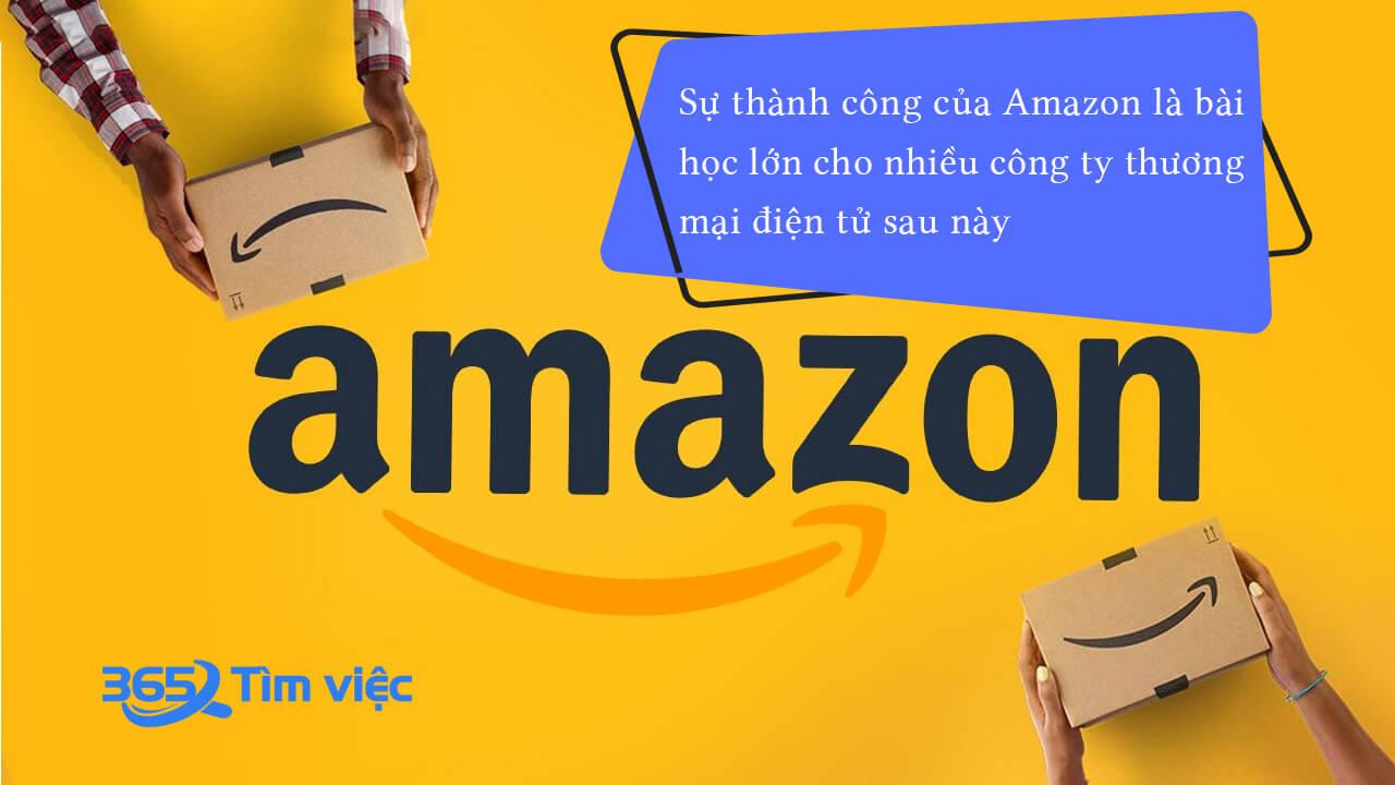 Mua hàng trên Amazon bằng cách nào?