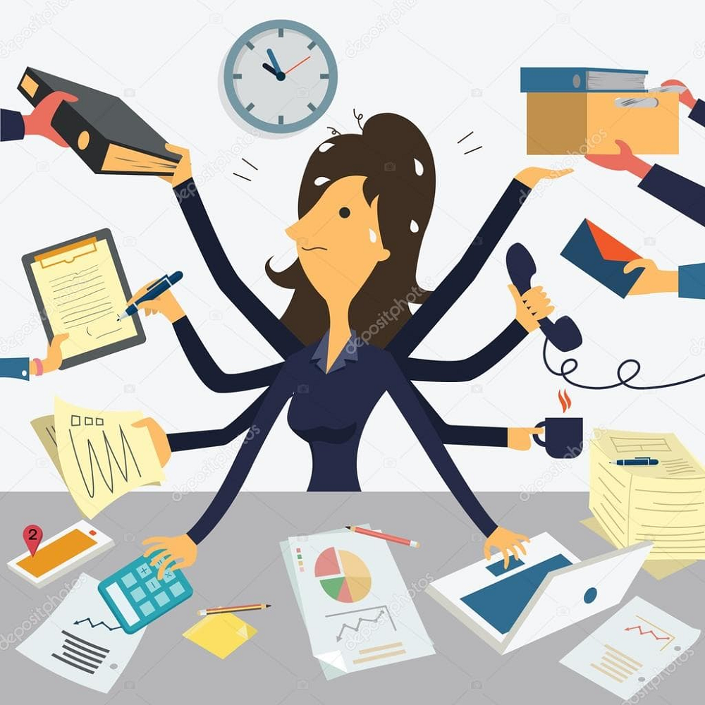 4 dấu hiệu chứng tỏ nhân viên đang làm việc quá tải