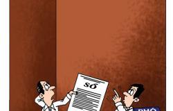 Mẫu Sổ theo dõi giải quyết khiếu nại, tố cáo chuẩn