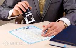 Hồ sơ đăng ký thuế - cập nhật mới nhất 2019