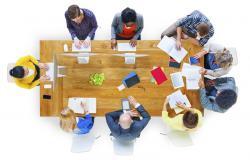 Hướng dẫn cách viết biểu mẫu kế hoạch tổ chức cuộc họp 2020